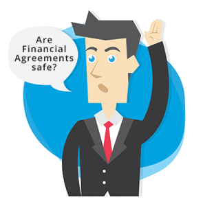 Are Financial Agreements Safe?