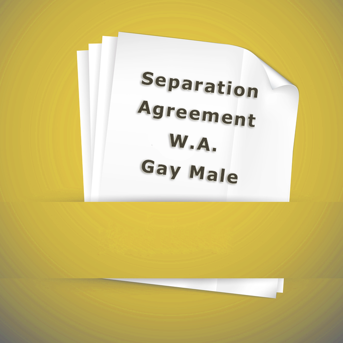 Separtion laws for gays