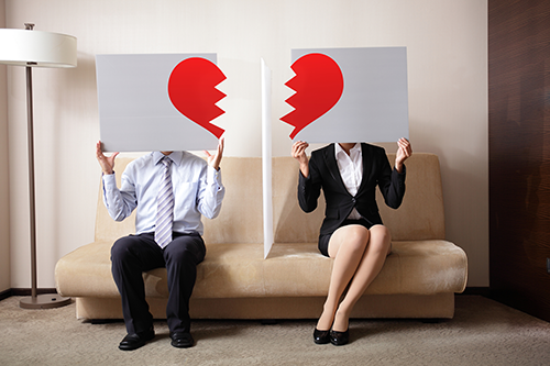 What's the difference between separation and divorce?