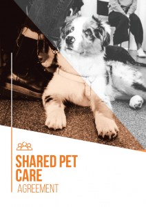 Buy Shared Pet Care Agreement