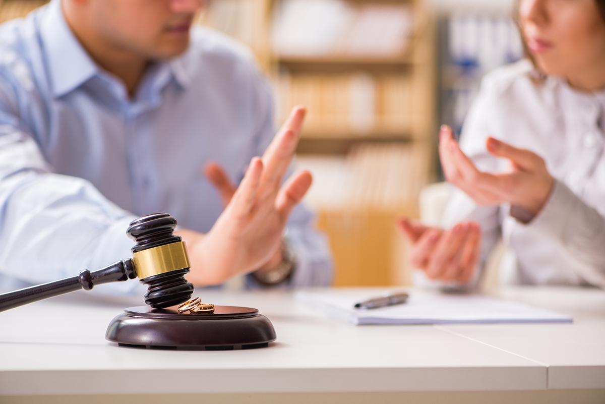 property settlement separation